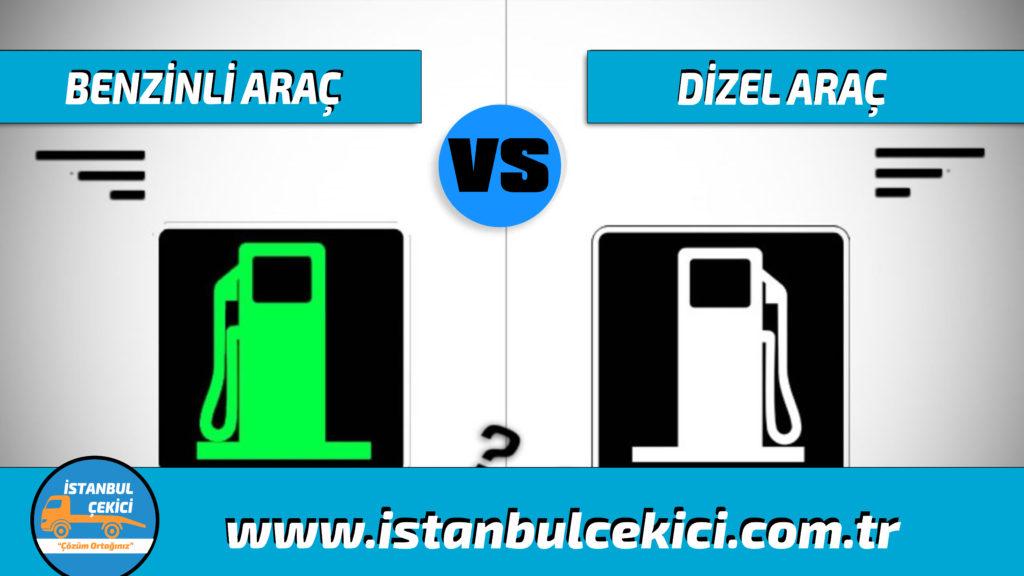 Dizel ve benzinli araç arasında ki farklar nelerdir denilince Birçok farkın bulunduğunu söylememiz mümkün.